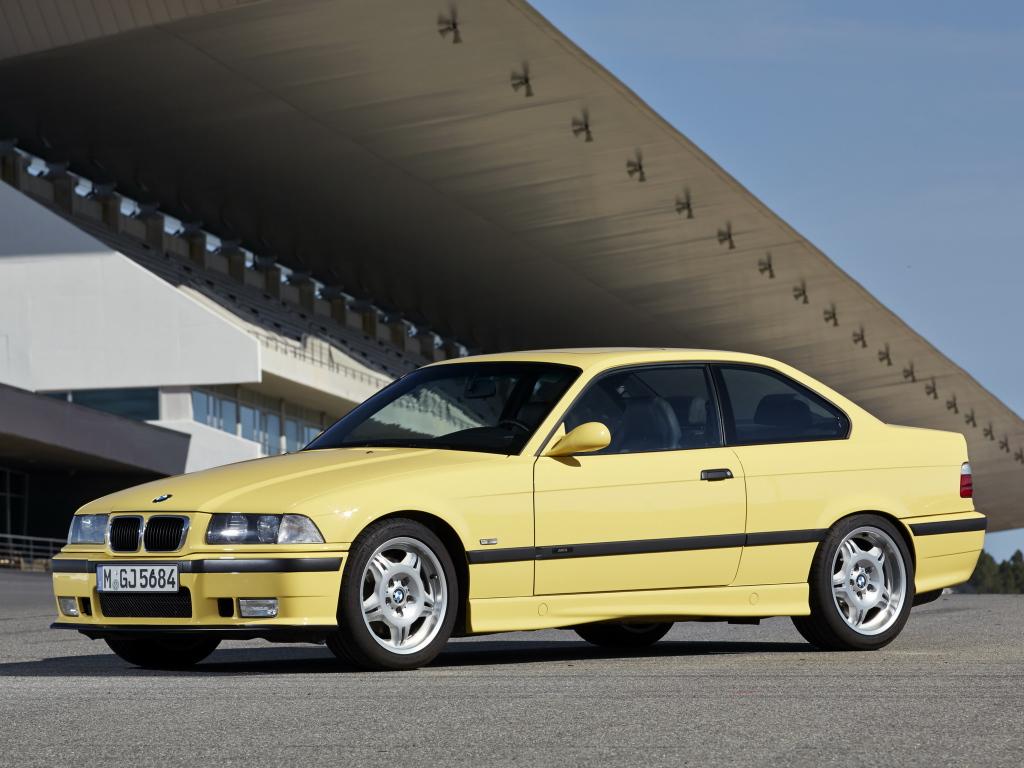 BMW-M3-Coupé-e36-1